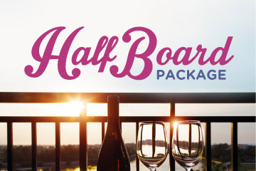 HALF BOARD PACKAGE