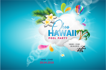 OHOO HAWAII - POOL PARTY